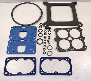 Holley 850 950 Street Hp Double Pump Mechanical Secondary Carby Gasket Set