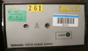 Tektronix 1101a Probe Power Supply Tested Powers On Guaranteed Working