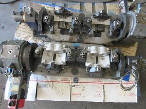 Chiron Werke Fz22 w Mill Peiseler Rotary Table Grt 160 Awu 160 Tailstock Indexer