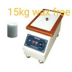 Paraffin Wax Bath 15kg Wax Physical Therapy Equipment Physiotherapy Machine