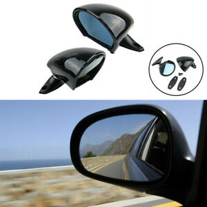 2019 Left right Black Universal Classic Door Side Mirror Rear View Turn Signals