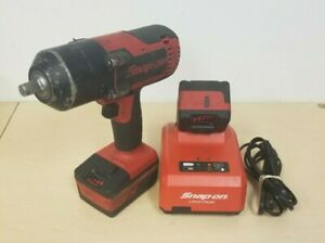Snap on 1 2 Drive Cordless Impact Wrench Ct8850