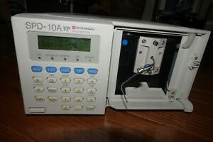 Shimadzu Spd 10a Vp Hplc System Uv Vis Detector Agilent Waters Hp Working Bnh