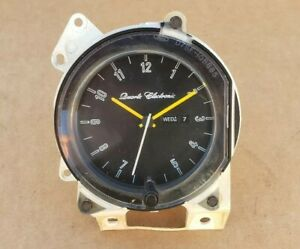 1977 1978 1979 Ford Ranchero Thunderbird Mercury Cougar Clock With Date Tested
