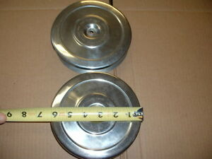 2 6 Inch Stainless Flame Arrestors Air Cleaners Hot Rat Rod Gasser Vintage