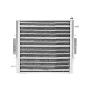 Cxracing Aluminum Heat Exchanger For Air To Water Intercooler 17x15 5x2 Inch