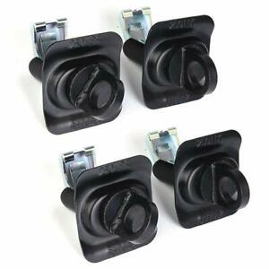 4pcs Truck Bed Cargo Tie Down For 07 19 Chevy Silverado Gmc Sierra 1500 2500