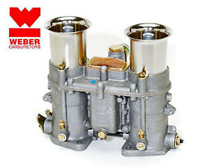 48 Ida Weber Carburetor Genuine
