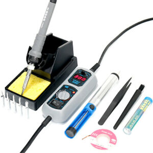 Yihua 908d 110v 220v 60w Electric Iron Display Soldering Station Welding Rework