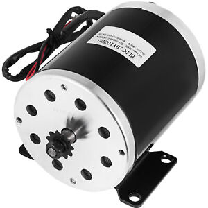 36v Dc 800w Electric Motor For E bike Scooter Brushed Permanent Magnet Mope