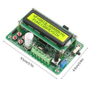 Function Signal Generator Source Frequency Counter Dds Module Wave Usb To Ttl Cd