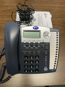 At t Small Business 4 line Phone System 984 W Power Supply