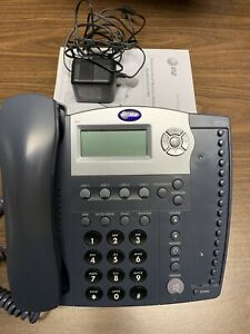 At t Small Business System 945 Phone With Power Supply