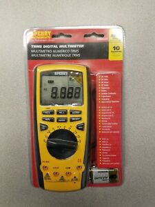 Trms Digital Multimeter Dm6650t