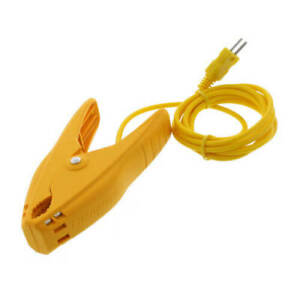 Fieldpiece Tc24 Pipe clamp Thermocouple 3 8 To 1 3 8 For Air Conditioning