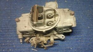 1969 Ford 428 Cj 4345 Holley Carburetor C90f 9510 H Dated 804 69 Survivor
