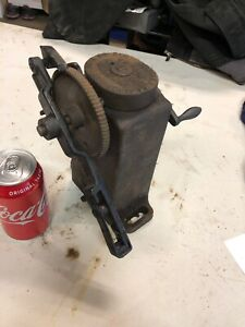 Antique Madison Kipp Lubricator Oiler Hit Miss Steam Engine Mechanical Driven