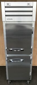 2015 True Single Split Door Combination Refrigerator And Freezer Stg1dt 2hs
