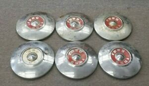 1955 55 1956 56 1957 57 Ford Hubcaps Wheelcovers Dogdish