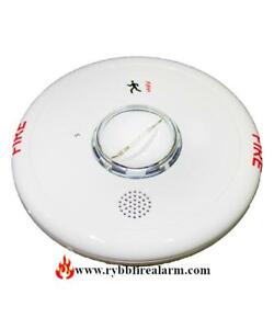 Est Edwards Gcf hdvm Multi Cd Ceiling Horn Strobe Red Free Ship The Same Day