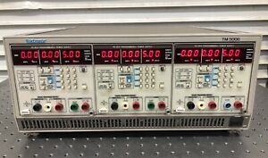 Lot Of 3 Tektronix Ps5010 Programmable Power Supply 3pcs In Tm 5006