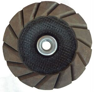 5 Cup Wheel 50 Stock Removal Of Concrete Edges Corners Surface Durable