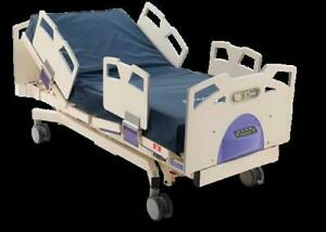 Stryker Bari 10a Bariatric Hospital Bed 1000 Lb Patient Weight Refurbished