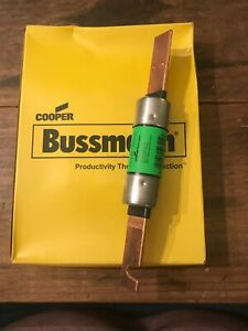 Bussman Frs r 80 Time Delay Fuses Lot Of 6