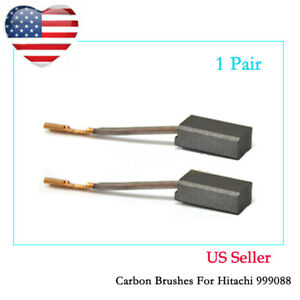 Carbon Brushes For Hitachi Dh24pb2 15 16 Sds Plus Rotary Hammer
