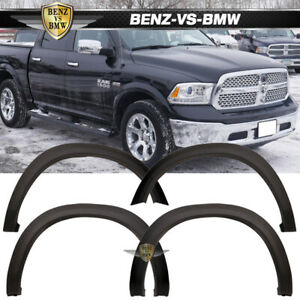 Fits 09 18 Dodge Ram 1500 Oe Factory Fender Flares Pp Injection