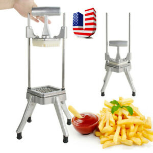 Us Vegetable Fruit Dicer Onion Tomato Slicer Chopper Restaurant Commercial Home