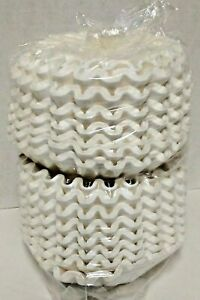 Commercial Coffee Filters approx 750 Filters 4 1 2 Base 2 5 8 Deep