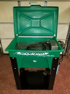 Simple Green 0800000179130 Parts Washer Cleaner Aqueous 30 Gal