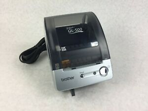 Brother P touch Ql 500 Label Printer Includes Power Cord