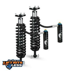 Cognito 210 90203 Fox 2 0 Fr Coilover Shocks For 7 9 Lifts For 07 18 Gm 1500