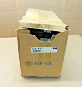 1 Nib Consolidated Saf 617 2 Bolt Split Pillow Block 2 15 16 Bore Housing Only