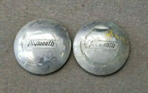 1930 s Plymouth Hubcaps Wheelcovers Dogdish
