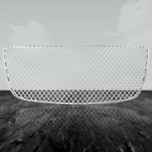 Chrome Grille Insert Kit Fits 2011 2014 Chrysler 300 Abs 1pc