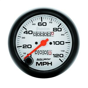 Autometer 5892 Phantom In dash Mechanical Speedometer