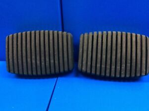 Volvo Pv 544 444 And Duett 445 210 Rubber Pad Clutch Brake Set Of Two New