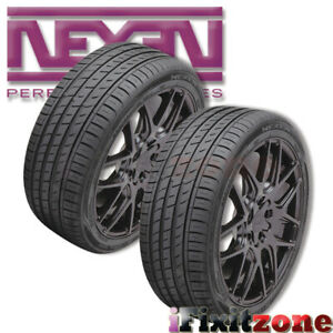 2 Nexen N Fera Su1 205 40zr16 79w Ultra High Performance Tires 205 40 16
