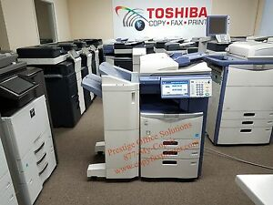 Toshiba E studio 506 Digital Copier Meter Only 90k See Video Below