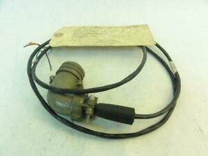 166516 Old stock Pacific Scientific Cpr4005r Power Cable Assembly