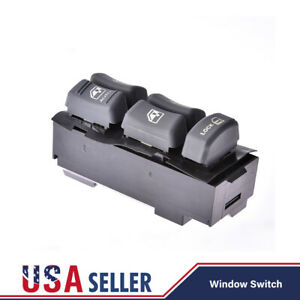 For 1995 2005 Gmc Chevrolet Cadillac Truck Electric Power Window Master Switch
