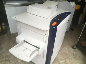 2014 Xerox Colorqube 9303 Color Mfp Copier Printer Scanner Email Fax