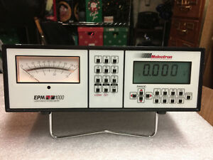 Molectron Epm1000 Lab Benchtop Single channel Laser Energy Power Meter