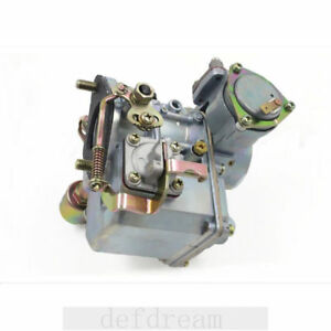 Fits Vw 1600cc 34 Pict 3 Type 1 Carb Carburetor Dual Port For Beetle Thing