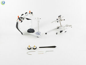 New Dental Laboratory Whip Mix Adjustable Magnetic Articulator 2240 W Face Bow
