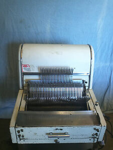 Berkel Mb 7 16 Bread Slicing Machine For Commercial Use Sold As Is