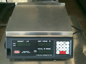 Berkel Model 522 Electronic Scale